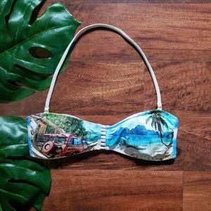 Hobie Woody Wagon Bikini Top